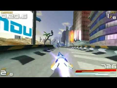 Wipeout Pure - 01 - Vineta K