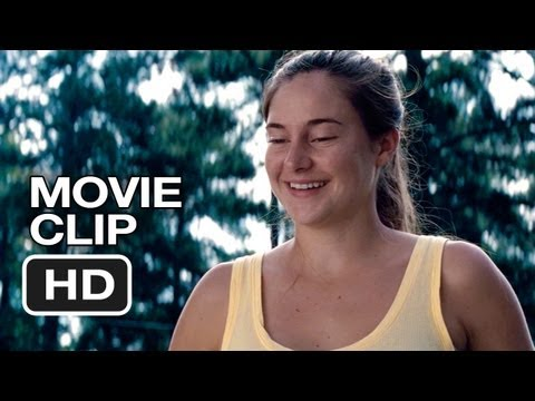The Spectacular Now CLIP - First Meet (2013) - Shailene Woodley, Miles Teller Movie HD
