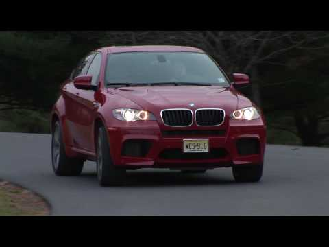 2010 BMW X6 M - Drive Time