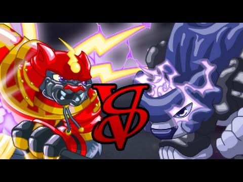 Miscrits Showdown #39: Sumora vs. Elite Sparkupine