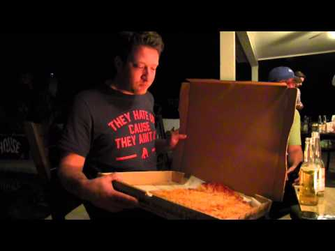 Barstool Sports - Oregano's Pizza Review