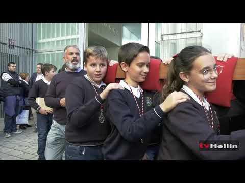 Procesión Infantil de Semana Santa de Hellín 12.04.19