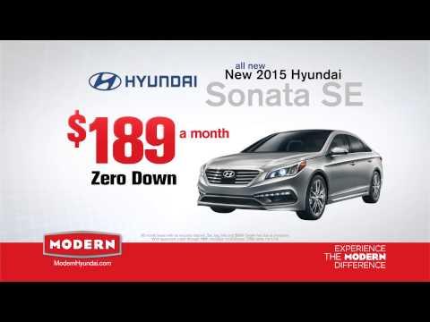 Modern Hyundai Beat The Rush Sales Event November 2014