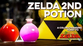 Zelda's 2nd Potion & Water of Life | How to Drink