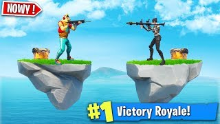 Gramy SKY WARS w FORTNITE! *NOWY* Tryb w Fortnite Battle Royale