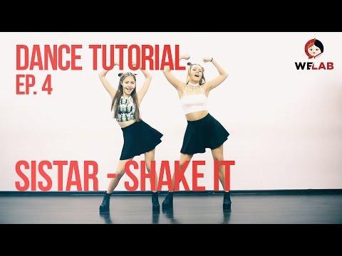 開始Youtube練舞:shake it-sistar | 尾牙歌曲