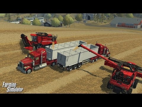 Farming Simulator 2014 GamePlay (HD)