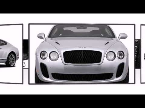2011 Bentley Continental Supersports Video