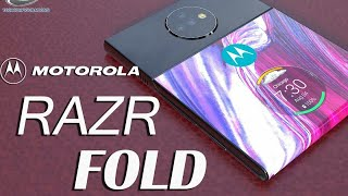 Moto Razr Fold first look