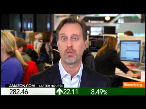 Kramer Sees Amazon Shares Above $300