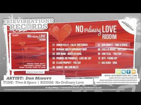 Irievibrations Records - No Ordinary Love Riddim (Selection MegaMix)