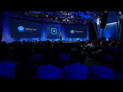 Facebook introduces Messenger platform