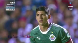 Querétaro 2-2 Chivas J07 C2018 14/Febrero/2018