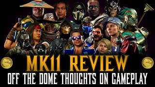 MK11 | Response To Grind/Microtransactions [My Mortal Kombat 11 Review]