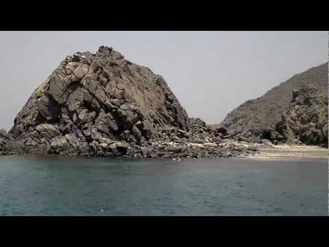 Shark Island off Khorfakkan, UAE