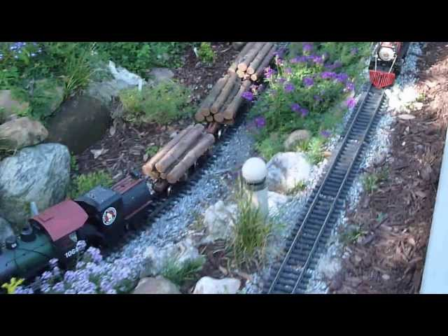 Garden Railroading 2013