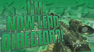 PROMOTED TO LEAD DIRECTOR?! - MW2 Trickshotting (w/BO2 Shot)