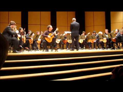 Concierto de Los Angeles for Leo Brouwer, composed by Shingo Fujii