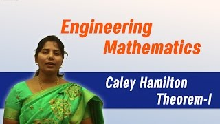 Matrices : Cayley Hamilton Theorem I :Best Engineering Mathematics Tips (AU,JNTU,GATE,DU)