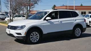Used 2018 Volkswagen Tiguan Saint Paul MN Minneapolis, MN #G87795L