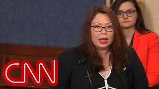 Tammy Duckworth to Trump: I won