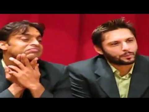Shahid Afridi New Video Drooon Paktooon Yem Pashto Song video
