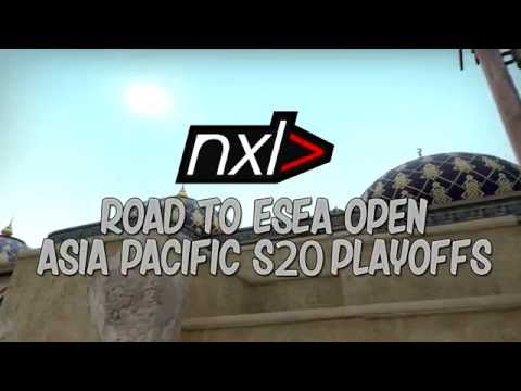 TEAMnxl Road to ESEA Open Asia Pacific S20 Playoffs