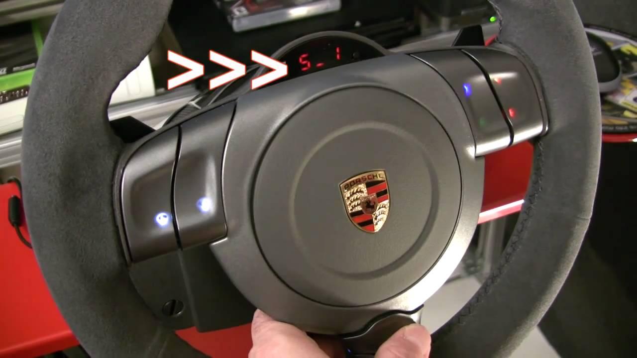 Fanatec Wheel Ps3 Fanatec Porsche Gt2 Wheel For