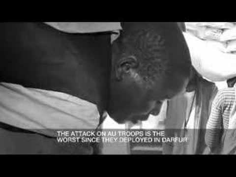 Inside Story - Peacekeeper deaths in Darfur- 01Oct07- Part 1