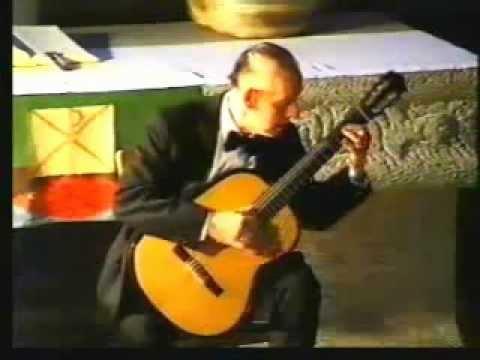 Joaquín Turina - Rafaga - Abel Carlevaro guitarra