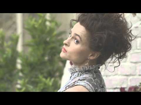 Behind the scenes: Helena Bonham Carter June 2016