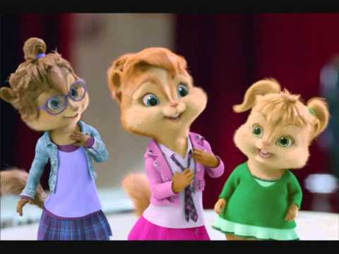 Alvin And The Chipmunks (chipettes) - Diamonds (by Rihanna) video
