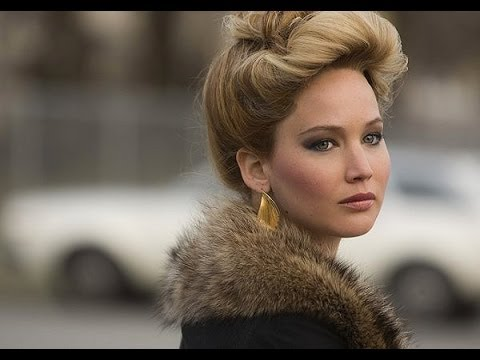 American Hustle (Starring Jennifer Lawrence & Christian Bale) Movie Review