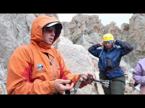 Jackson Hole Mountain Guides Grand Teton Climb