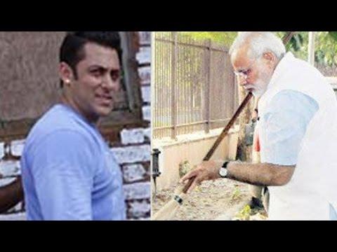 PM Narendra Modi Lauds Salman Khan