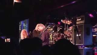 Watch Saxon 20000 Ft video
