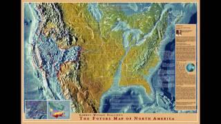 Future Map of North America