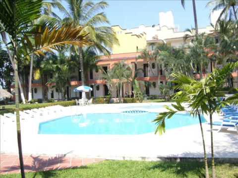 Guayabitos, Hotel bungalows Estancia San Carlos- Tarifas Fin de Año