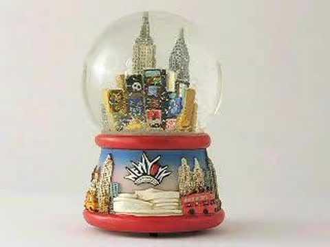 Snow Globe New York City