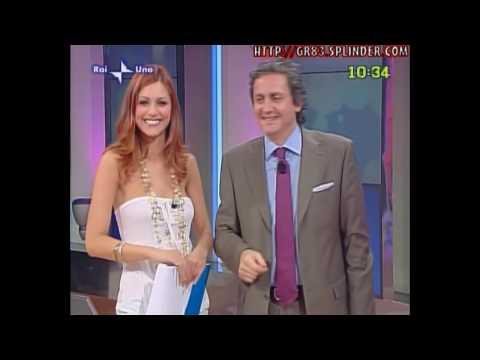 Miriam Leone @ Uno Mattina Estate (22.07.09)