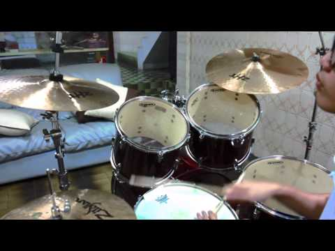 คำยินดี Klear Drum cover by Mania