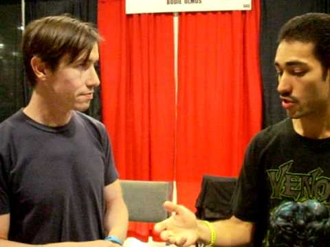 Bodie Olmos Interview--- Miami Comic Con (PART 16)