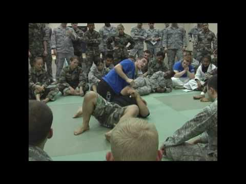 Joint Base Combatives Training Image 1