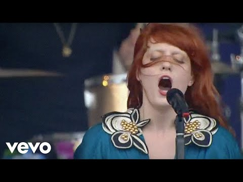 Florence + The Machine - Howl (Live At Oxegen Festival, 2010)