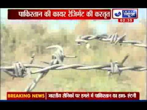 India Vs Pakistan Army: Pakistan Attack Was Pre Planned In Loc video