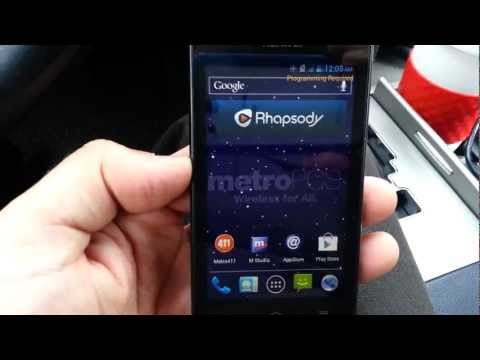 Huawei Premia 4G Phone for Metro PCS