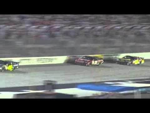 2007 Sharpie 500 - Carl Edwards Wins