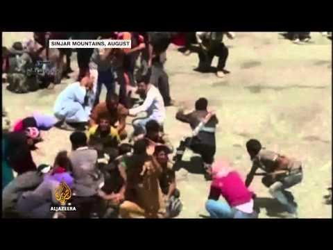 Yazidi raid on Sunni town condemned
