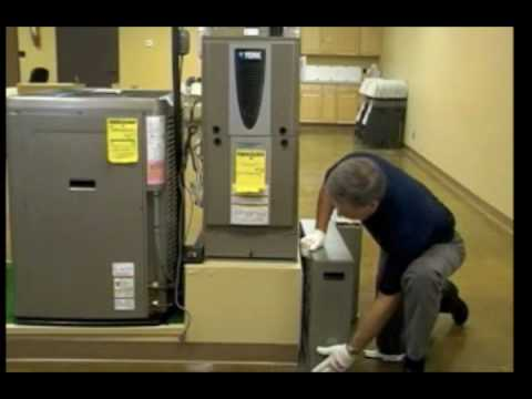 Do it yourself furnace repair change your furnace filter youtube