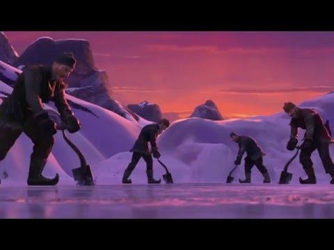 Frozen una aventura congelada copleta